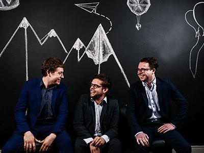 The Recruiter sales team