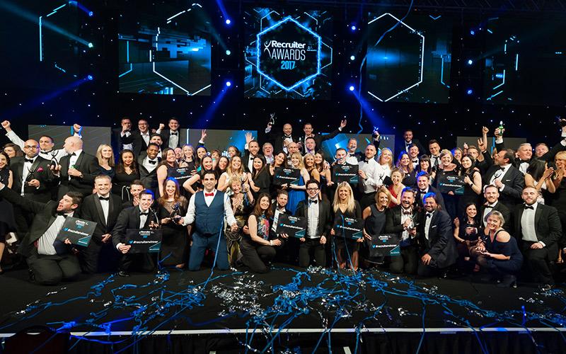 The Recruiter Awards 2017 – Winners!
