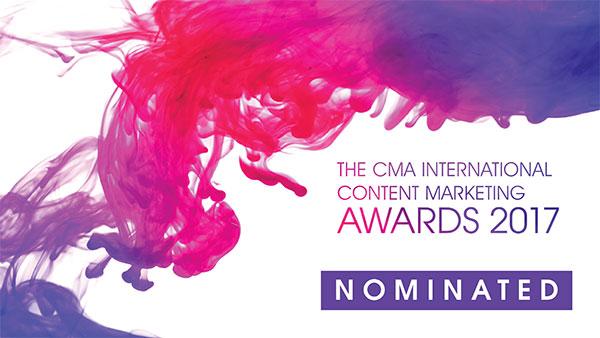 IFoA and Redactive nominated for CMA Award
