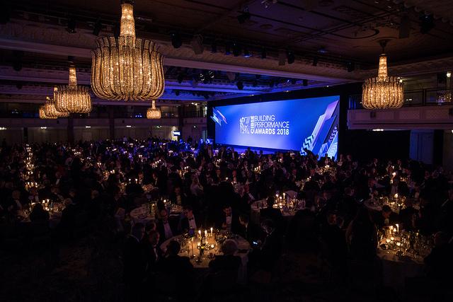 CIBSE Building Performance Awards 2018