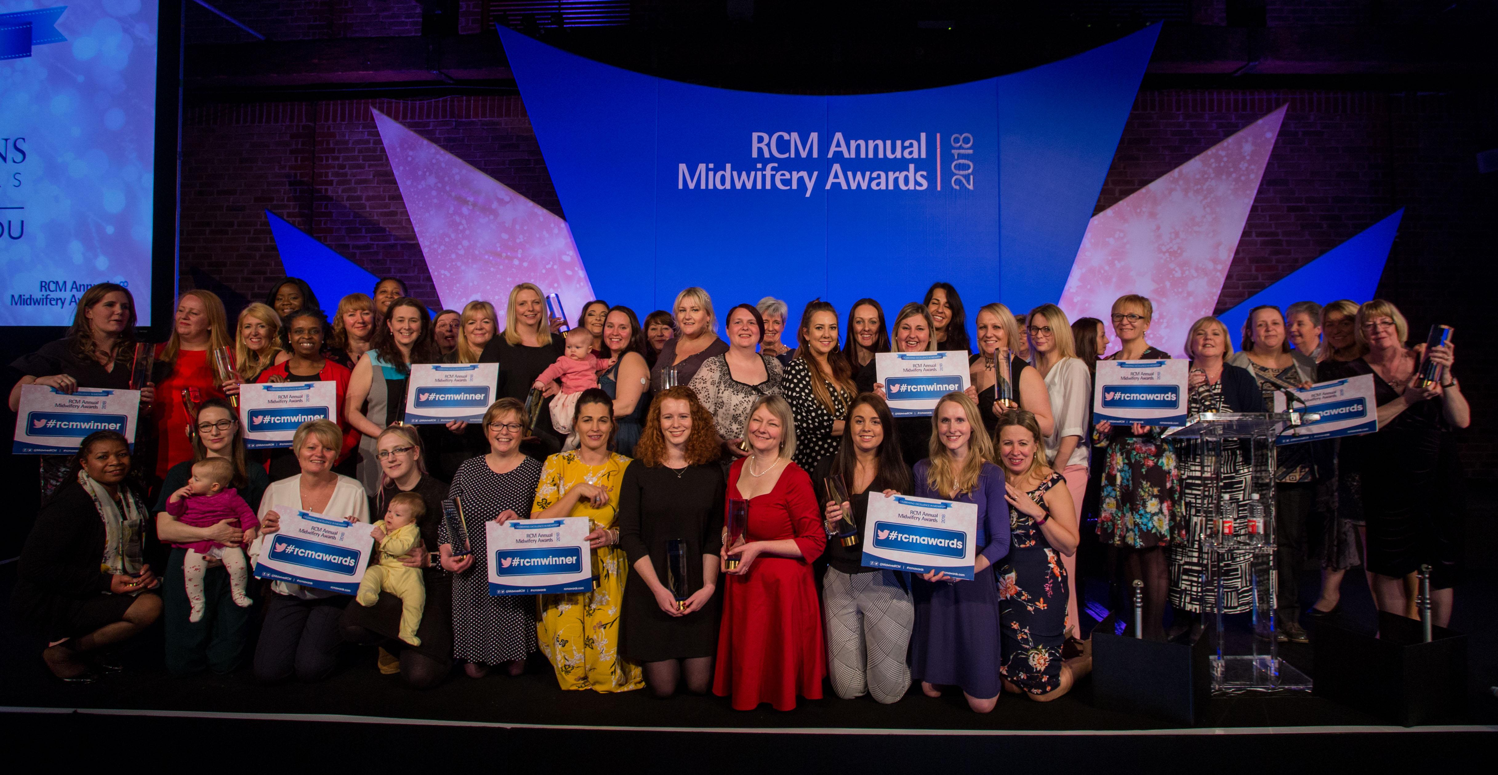 RCM AWARDS 2018