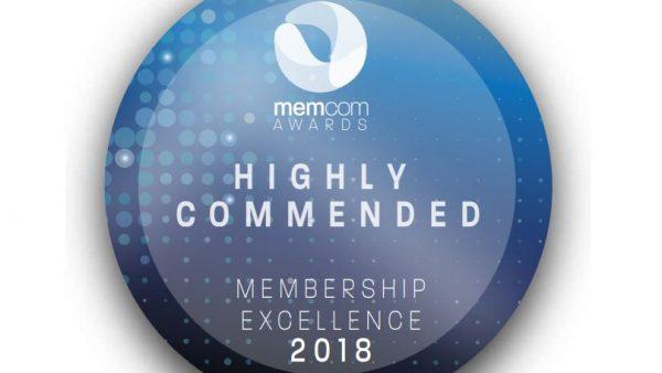 Memcom 2018 highly commended